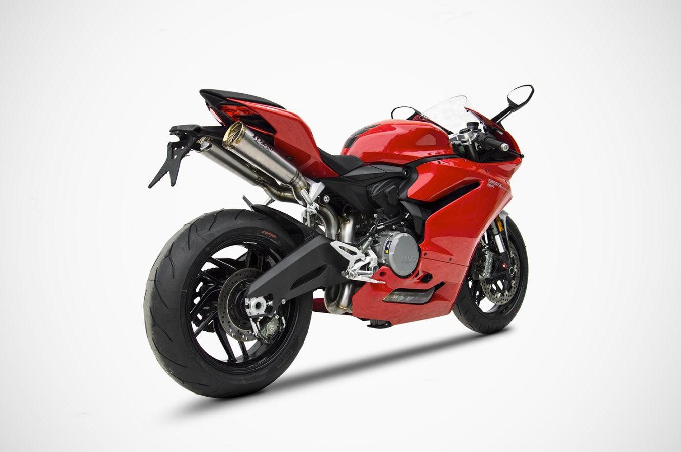 Ducati  Akrapovic Full Exhaust System