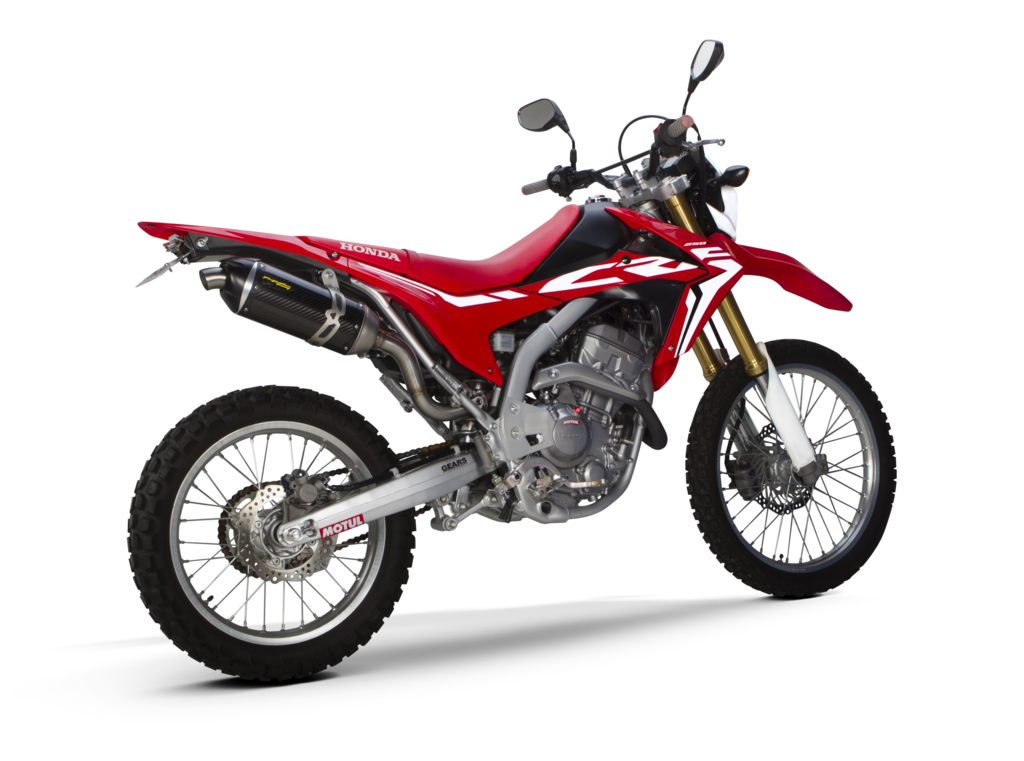 two brothers ponteira honda crf250l rally 17 full control motos. Black Bedroom Furniture Sets. Home Design Ideas
